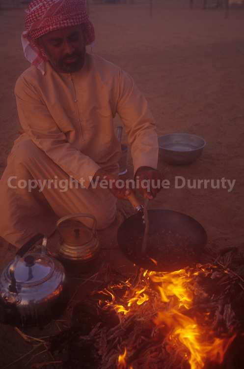 Traditions In Abu Dhabi, Bedouin life