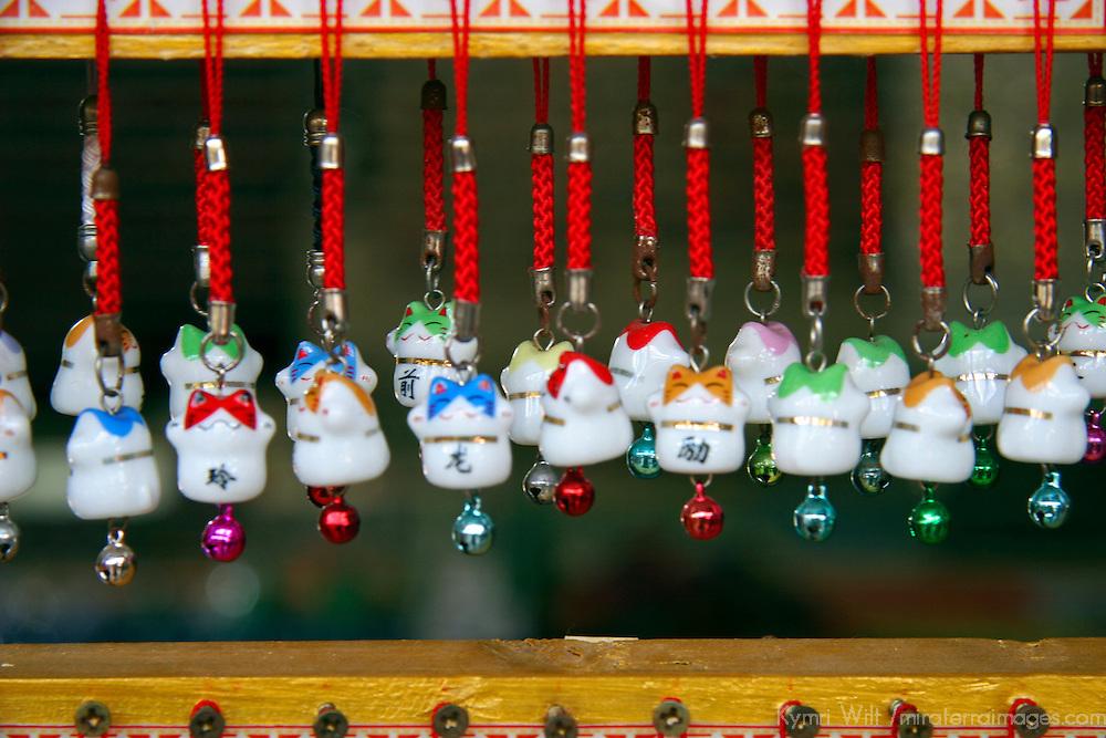 Asia, China, Kunming. Chinese souvenir keepsakes.