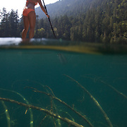 Stand up paddle, Canada.