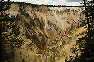 Yellowstone National Park, Artist Point, Grand Canyon of the Yellowstone, Wyoming