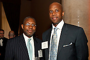 Institutional Investor's 9th Annual Hedge Fund Industry Awards Dinner held at Cipriani Wall Street.