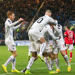 Dunfermline 1 v 1 Falkirk, Scottish Championship game played 26/12/2016 at East End Park.