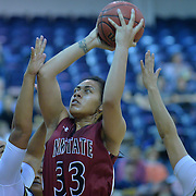 New Mexico State at Northern Arizona (12/11/16)