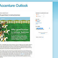 One of my CGI images licensed to Accenture through ImageBrief. Used for double page spread advertising Gamification. All Rights Reserved. Copyright Accenture.