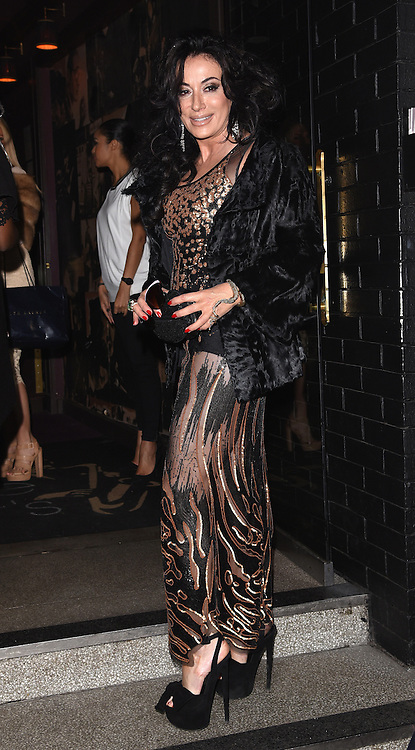 The Robert Tateossian and David Furnish party at Ronnie Scott's Jazz Club, Frith Street, London on Sunday 14 June 2015