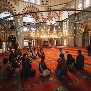 Rustem Pasha Mosque / Istanbul, Turkey