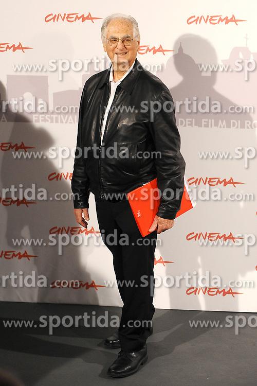 28.10.2010, Civic Center, Rom, ITA, Rome International Film Festival, im Bild Ulu GROSBARD.International Giury - Giuria Internazionale.EXPA Pictures © 2010, PhotoCredit: EXPA/ InsideFoto/ Andrea Staccioli +++++ ATTENTION - FOR AUSTRIA AND SLOVENIA CLIENT ONLY +++++..