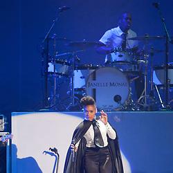 Janelle Monae at The Bill Graham Civic - 6/8/11