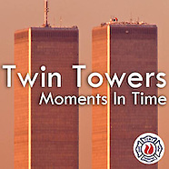 Twin Towers of the World Trade Center, Moments in Time, app Ipad, 25 years of photography, A portion