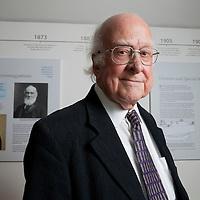Prof. Peter Higgs