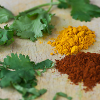Food: Herbs and Spices