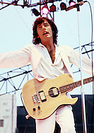 Cheap Trick 1980 Tom Petersson Summer Blowout at the Coliseum<br /> &copy; Chris Walter