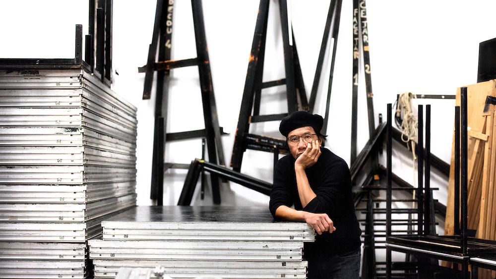 Lam Lê, réalisateur, scénariste. FIFAM 2016,