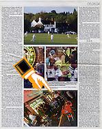 Bar Italia, Soho / The Sunday Times / June 2004