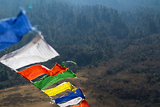 Bhutan - various travel