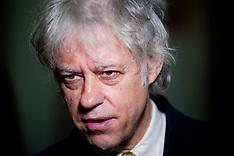 SEP 16 2013 Bob Geldof receives Freedom of the City of London