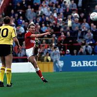 Nottingham Forest v Arsenal 12.9.1987