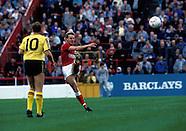 British Isles Football 1980' & 1990's
