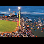 World Series 2012, Giants Stadium and McCovey Cove - Sports Illustrated
