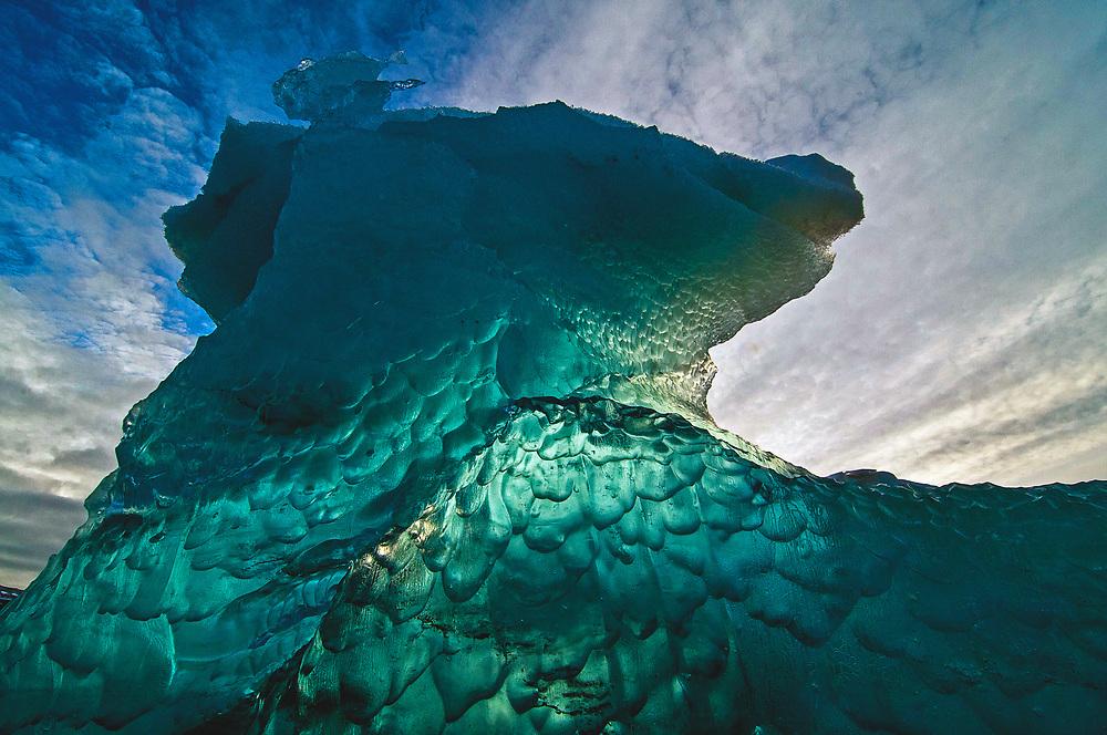 14th July Glacier, Svalbard