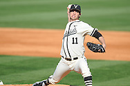 Ole Miss vs. Vanderbilt's Tyler Beede at Oxford-University Stadium Stadium in Oxford, Miss. on Saturday, April 6, 2013. Vanderbilt won 2-1.