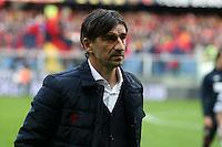 Genova - 28.11.2016 - Serie A - 14a giornata - Genoa-Juventus - Nella foto: Ivan Juric allenatore del  Genoa