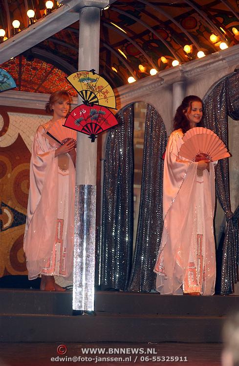 Verkiezing Miss Nederland 2003, Marlinde Verhoeff en Yvonne Beekelaar