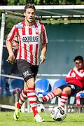 SCHIEDAM - PPSC - Sparta , Voetbal , voorbereiding , Seizoen 2016/2017 , Sportpark Thurlede , 02-07-2016 , Sparta speler Florean Pinteaux