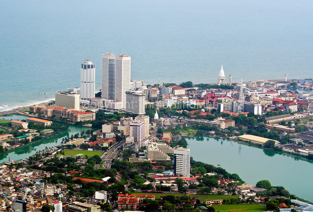 Colombo. Sri Lanka. Fort.
