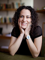 Author Fiona Maazel