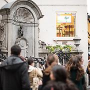 Mannekin Pis / Brussels / Belgium