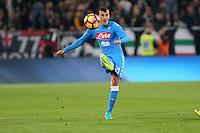 29.10.2016 - Torino - Serie A 2016/17 - 11a giornata  -  Juventus-Napoli  nella  foto: Vlad Chiriches - Napoli