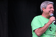Borough President Marty Markowitz at The 26th Annual Martin Luther King Concert Series held at Wingate Field in Brooklyn, NY on August 4, 2008..The Martin Luther King Jr. Concert Series is celebrating its spectacular 26th season with a star-studded line-up of gospel, classic soul, contemporary, Caribbean and R&B artists.