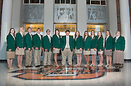 2016 4-H Leadership groups and portraits