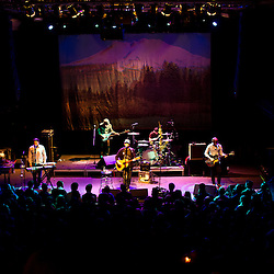 """Washington, DC, April 16, 2011 - Cake plays the 930 Club in support of their recent release """"Showroom of Compassion""""."""