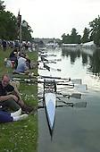 20010702 Supersprints, Hampton Court Palace.