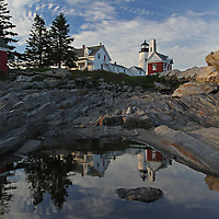 Pemaquid Point Light, Lighthouse photography fine art prints are available as museum quality photography prints, canvas prints, acrylic prints or metal prints. Prints may be framed and matted to the individual liking and room decor needs:<br />