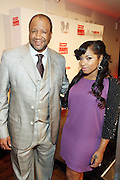 December 12, 2012-New York, NY- (L-R) Munson Steed, President & CEO, Steed Media Group and Reality TV Personality Toya Wright attend the 2012 MirrorMirror Awards sponsored by Colgate & presented by Rollingout.com held at the Union Square Ballroom on December 12, 2012 in New York City. Rolling Out is the information source for urban lifestyle with national & local breaking news & original stories.(Terrence Jennings)