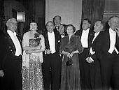 "1954 - ""Bohemians"" Music Club, Ladies Night at the Gresham Hotel, Dublin"