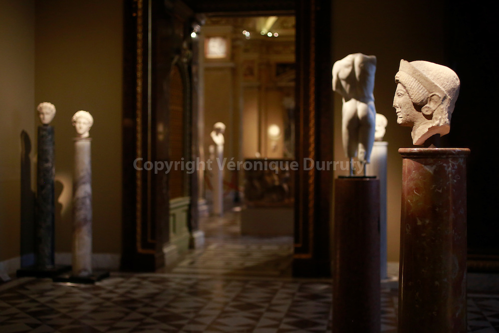 Antiques of Anciant Greece, Kunsthistorisches Museum, Vienna, Austria // antiquites Grecques, Kunsthistorisches Museum, Vienne, Autriche