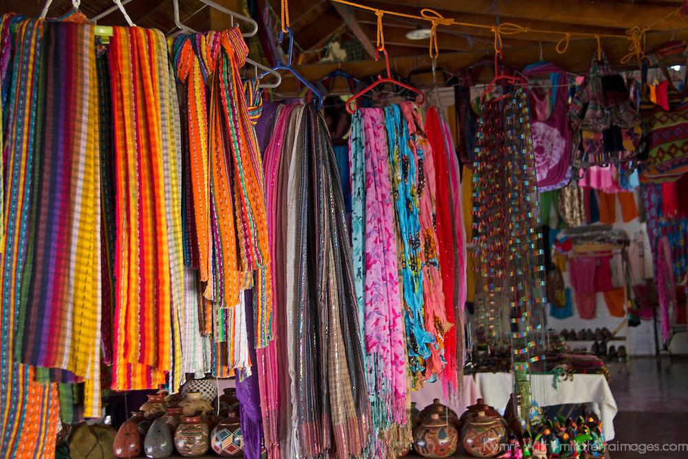 Central America, Nicaragua, Granada. Nicaragua Shopping Souvenirs in Granada.