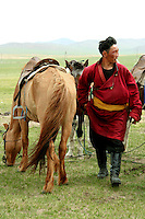 Nomads move around the steppes of Mongolia depending on the season, water availability and whether or not they like their neighbors, this rugged individual included. Nomadic people move from one place to another, rather than settling permanently in one location.  Nomads in Mongolia are usually of the pastoral type following seasonally available wild plants and game, moving with them in ways that avoid depleting pastures beyond their ability to recover.