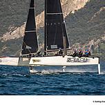 GC32 RIVA CUP, Lago di Garda, Italy. Jesus Renedo/Sailing Energy/GC32 Racing Tour. 13 September, 2019.<span>Jesus Renedo/GC32 Racing Tour</span>