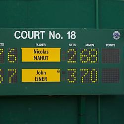 100624 Wimbledon 2010 Day Four