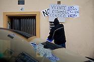Vicente Eviction, April 18