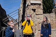 20 Marzo 2015 Pompei, Italia.