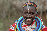 Lydia was a young Maasai girl we met on our first trip to East Africa.  At seventeen she was already married - with four children!