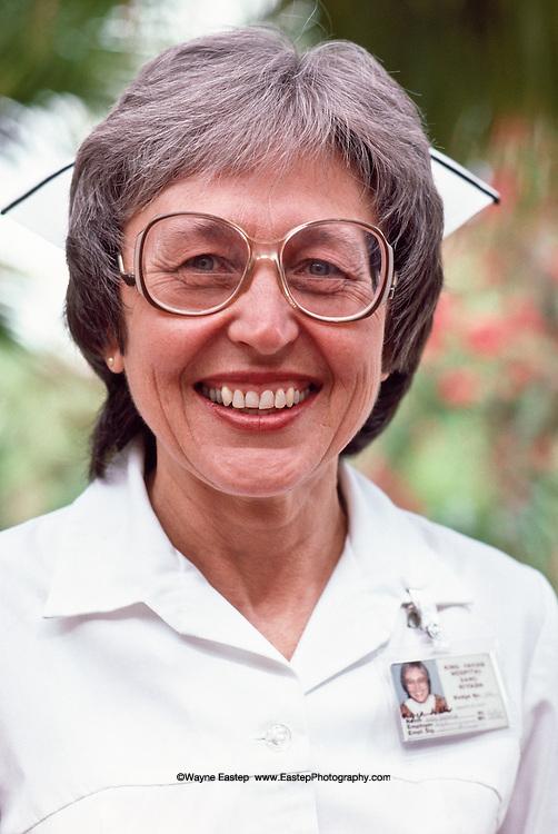 Head Nurse at King Faisal Hospital, Riyadh, Saudi Arabia