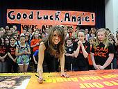 5/14/2013 - Idol Hometown Visit - Angie