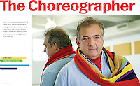 """Mark Morris: The Choreographer"", Listen Magazine, Summer 2012"